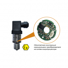 ПД100И модели 1х1-Exi искробезопасные датчики для категорированных производств
