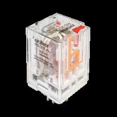 Промежуточные реле KIPPRIBOR серии RS в компактном корпусе (3-контактные)