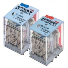 Промежуточные реле KIPPRIBOR серии RP общепромышленные (4-контактные)