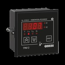 ТРМ12 ПИД-регулятор с универсальным входом для задвижек